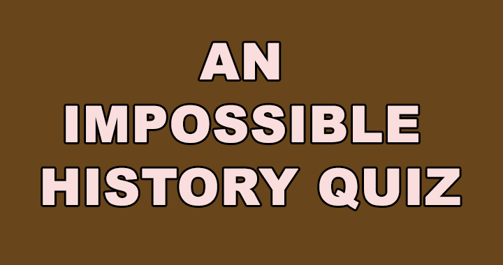 Can you make the impossible possible?