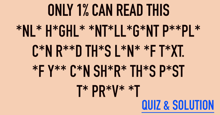 Can you read the line of text?