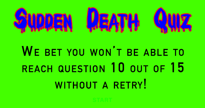 You will have to do at least one retry if you want to get a perfect score in this
