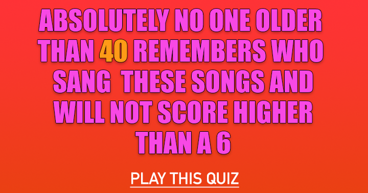 Pop Music Quiz