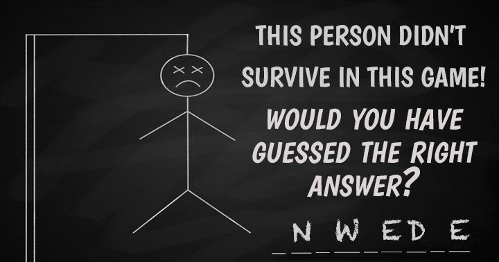 Survival Mode Quiz