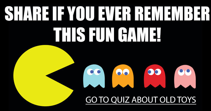 Quiz about old toys and games!