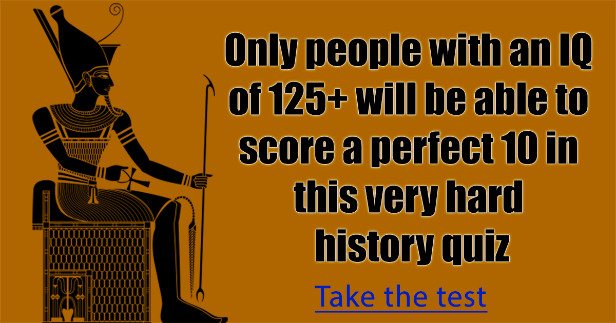 Do you have an IQ of 125+?