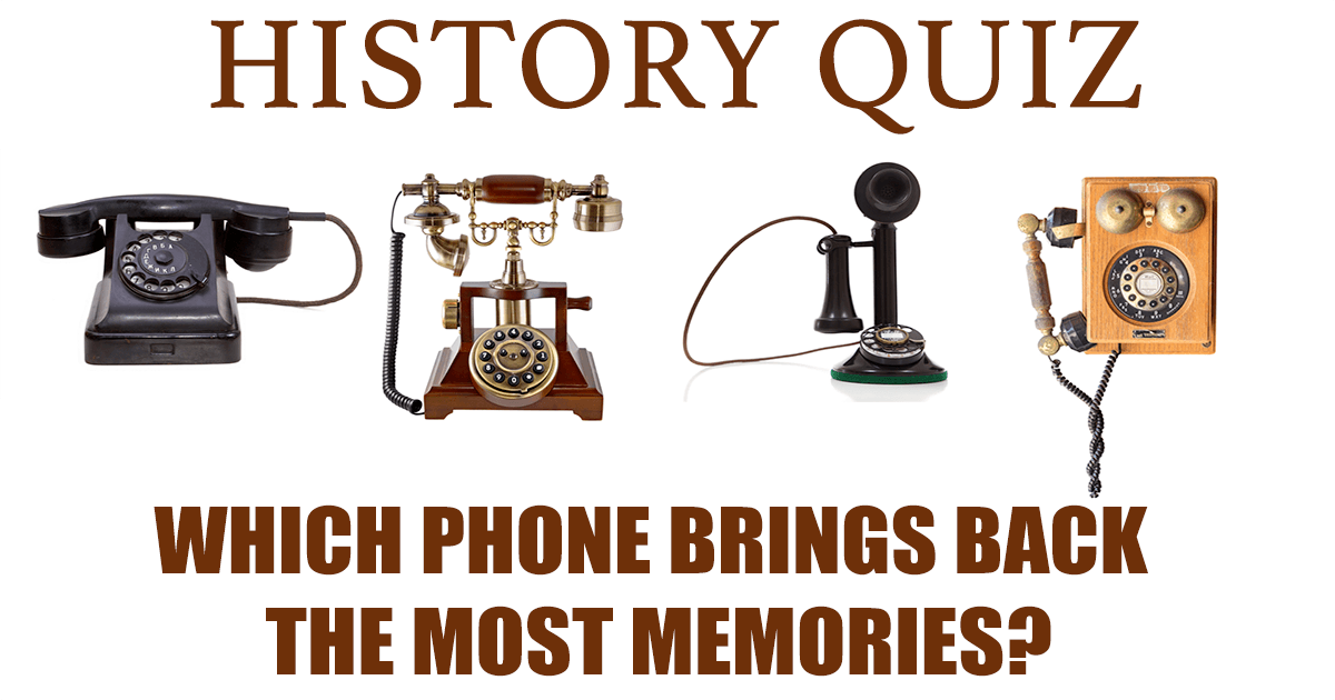 Let us know which phone brings back the most memories!