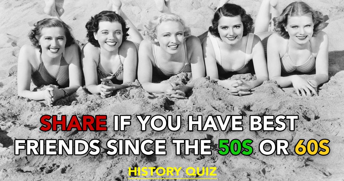 60s History Quiz