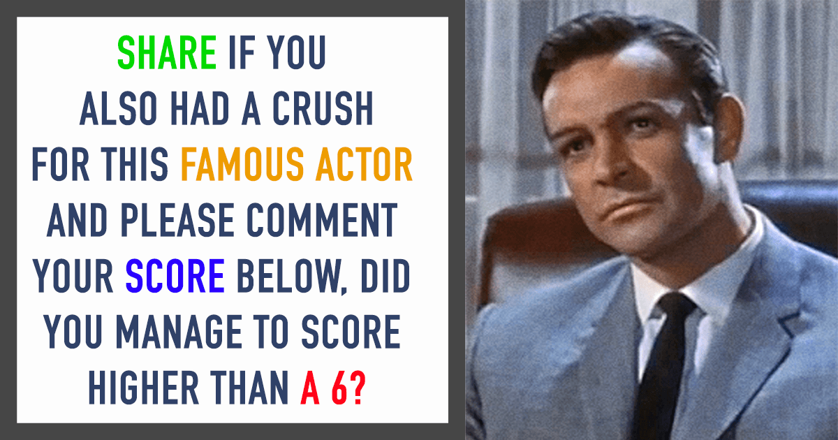 Share if you also had a little crush!