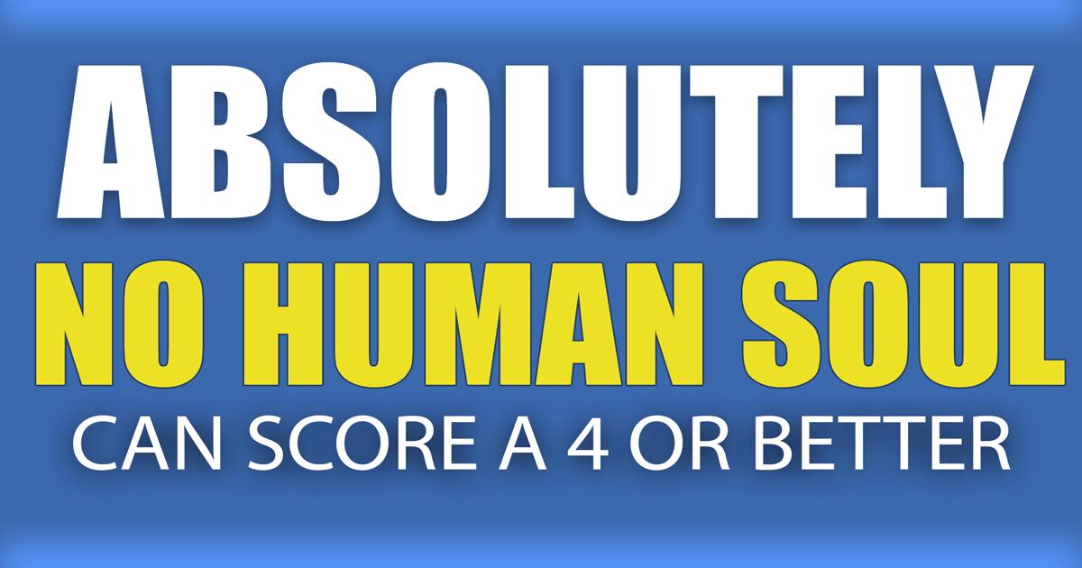 No Human Soul