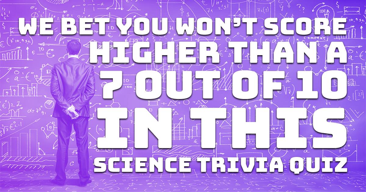 Science Trivia Quiz