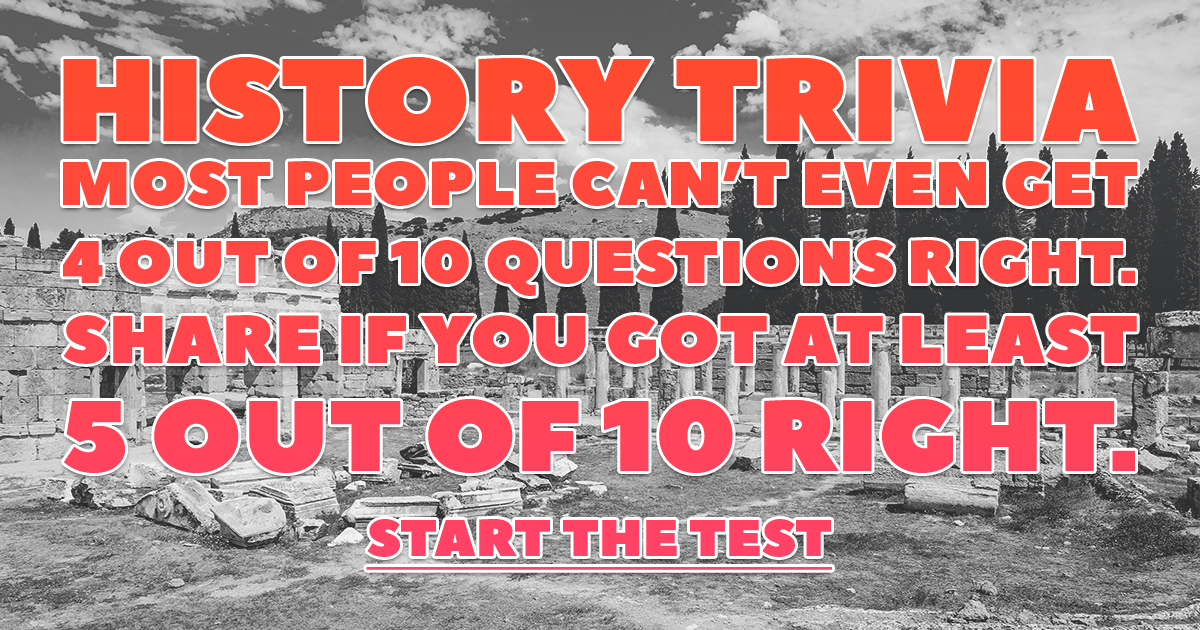 10 hard questions about History