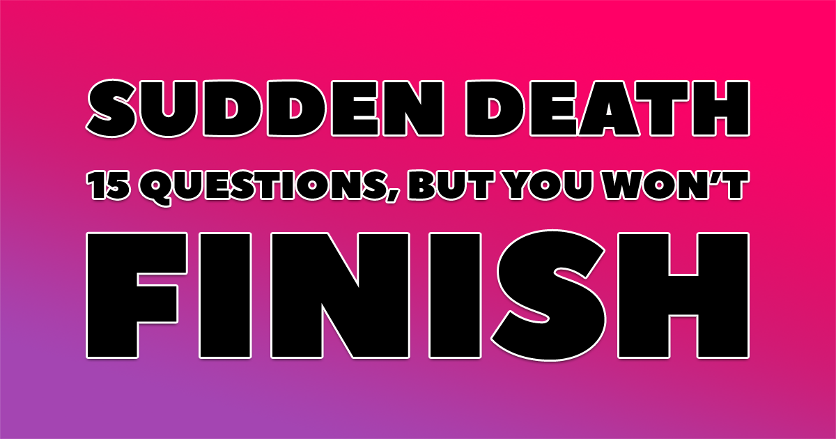 Play this Sudden Death