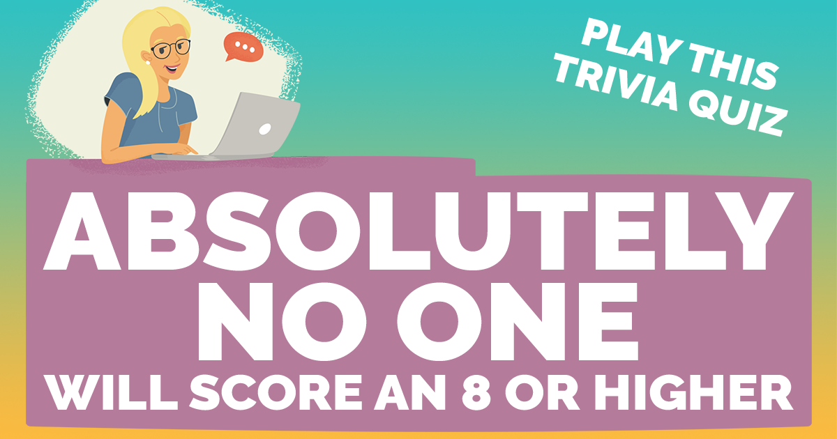Play This Trivia Quiz