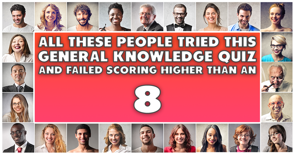 Are you smarter than all these people?