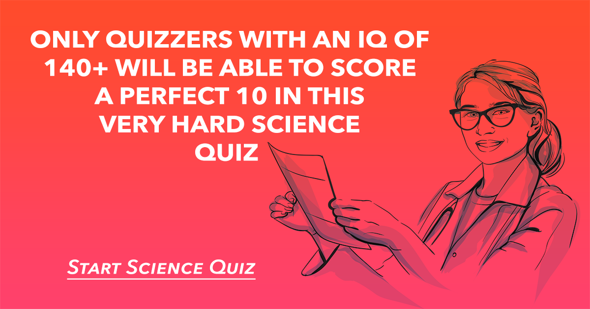 Only for quizzers with an high IQ