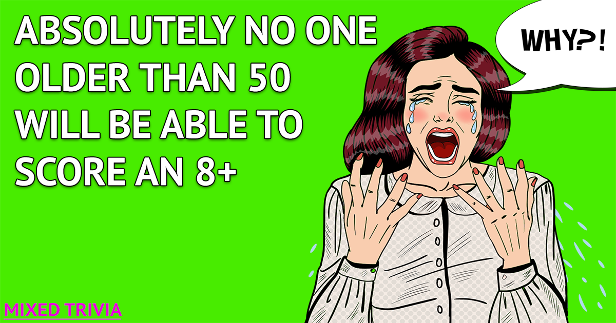 Are you old enough to score an 8+?