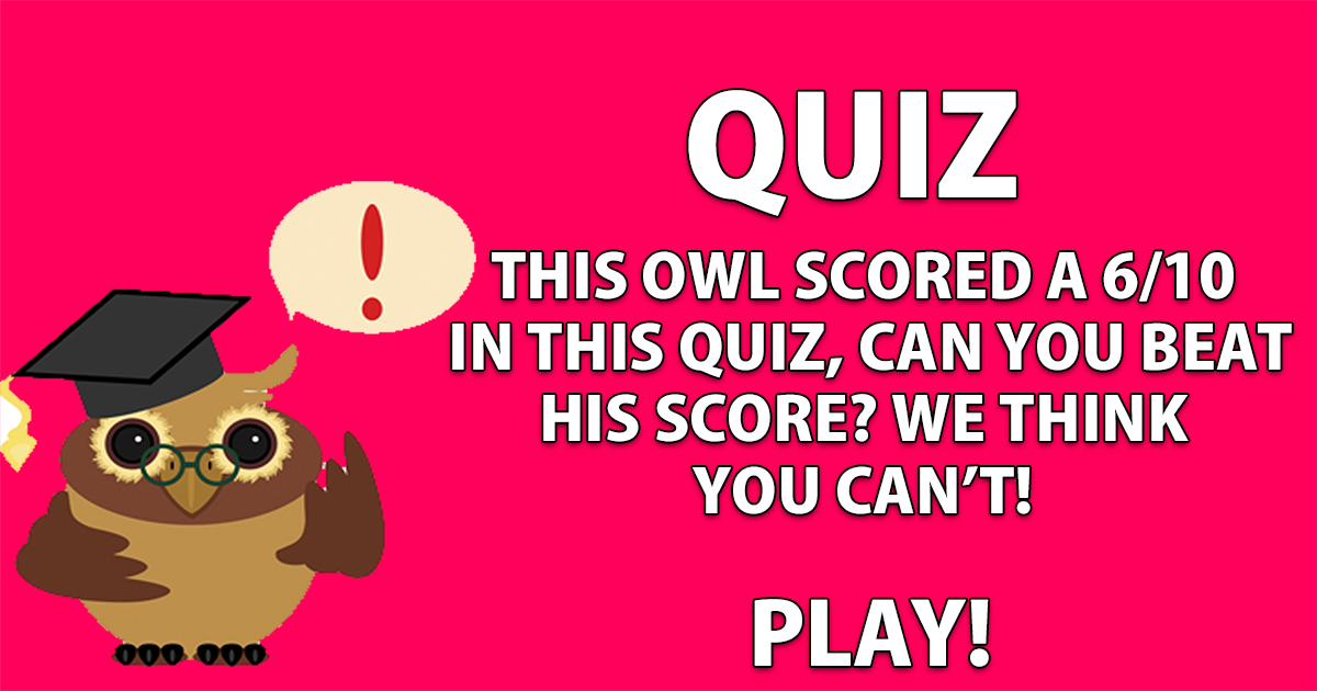 Mixed General Knowledge Quiz
