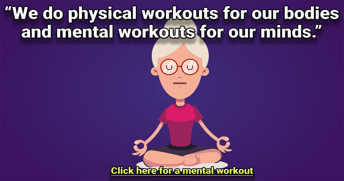 Quiz For Your Mental Workout