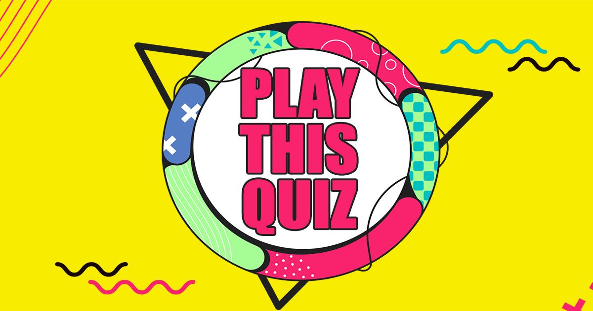 Play This Quiz