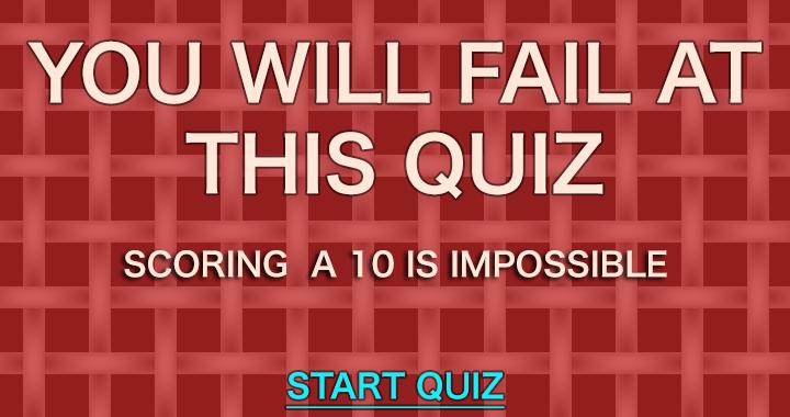 General Trivia Quiz