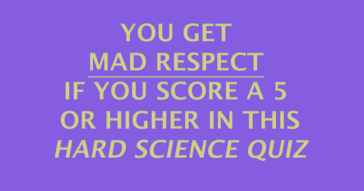 Are you worthy of the respect?