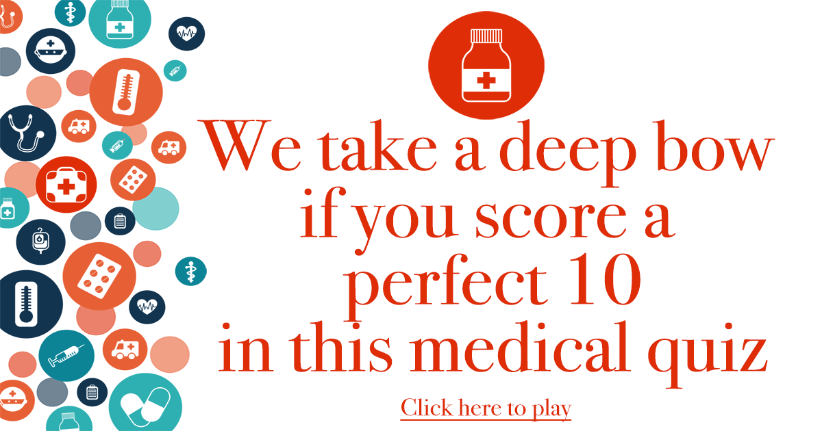 Interesting Medical Quiz