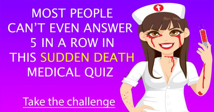 Can you beat the score of this nurse?