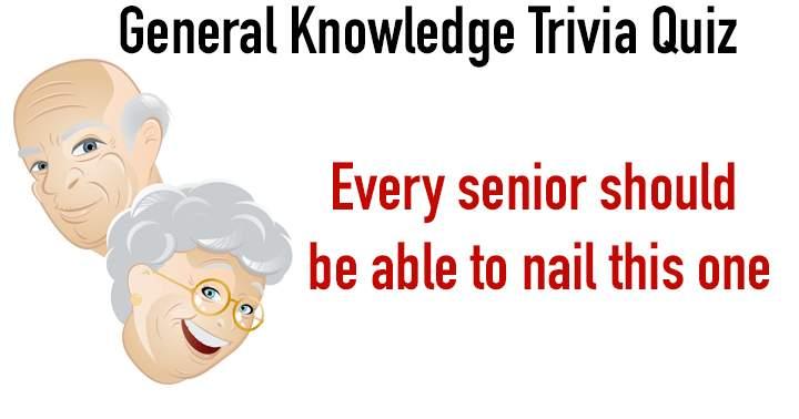 Can you nail this hard quiz?