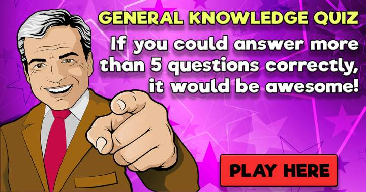 General Knowledge Quiz