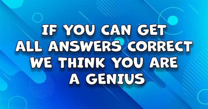 Fun Knowledge Quiz