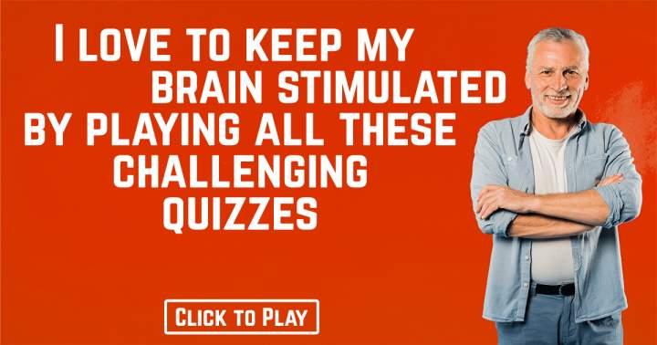 Trivia Brain Workout